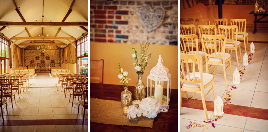 Upwaltham Barns Chichester Wedding Photographer - Jon and Parysa- Photography By Vicki_0015