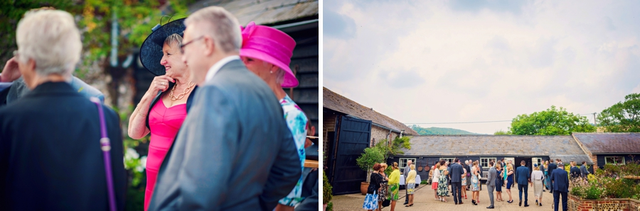 Upwaltham Barns Chichester Wedding Photographer - Jon and Parysa- Photography By Vicki_0019