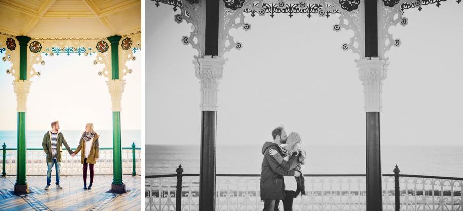 Brighton Wedding Photographer Engagement Photography