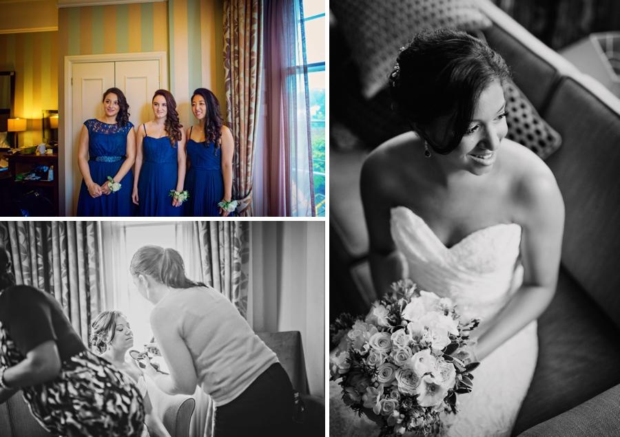 Richmond Gate Hotel Wedding Photographer
