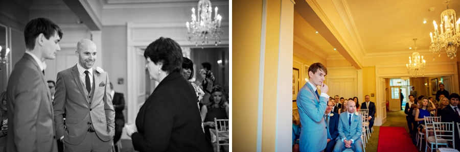 Wedding Photographer Richmond Gate Hotel