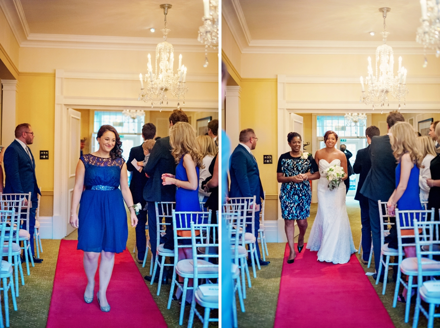 Richmond Gate Hotel Wedding Photographer