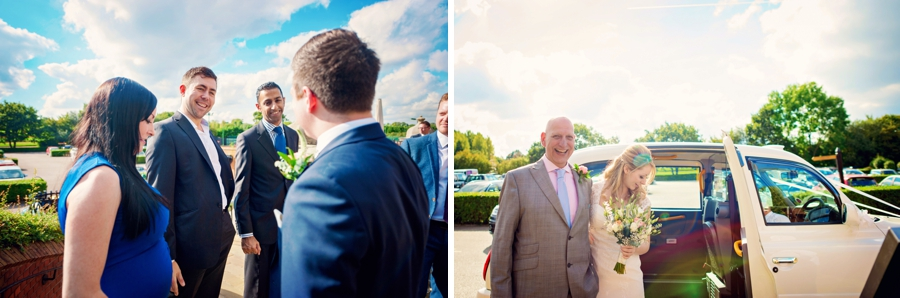 Stockbrook Manor Wedding Photographer London